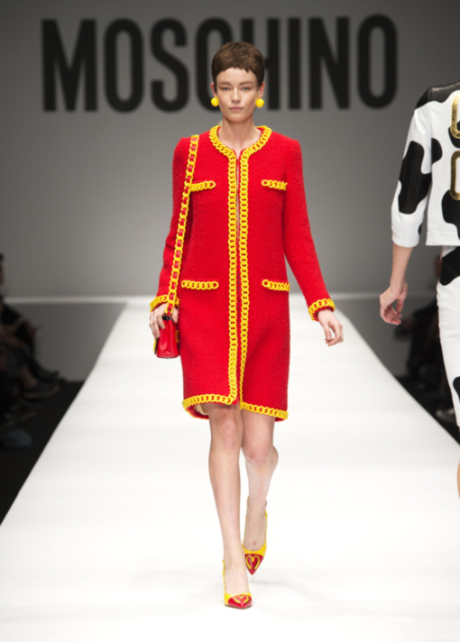 Moschino at the AEFFE Showroom Sample Sale